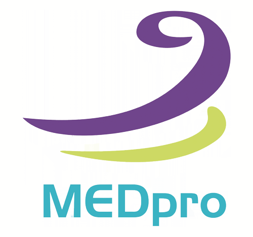Medpro Medical Website Logo